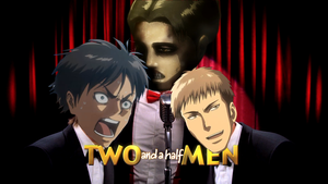 Two and a half men by SummeryMints