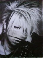 Reita (the gazette) by kujinihayashi