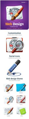 Web design icons by TIT0