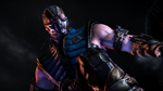 Sub Zero Mortal Kombat X by hamburgercranium