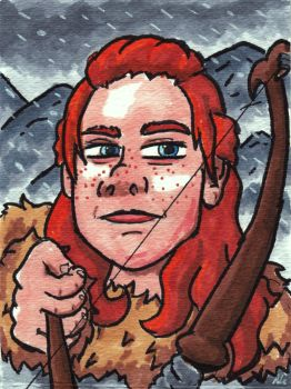 Ygritte by neoalxtopi
