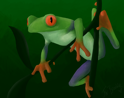 ribbit. by flutagious