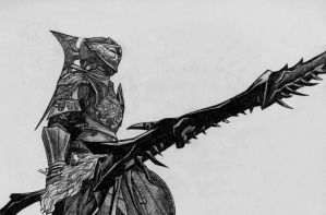 Dark Souls by Anghellic67