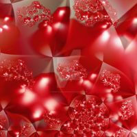 Red hearts by pennys-designs