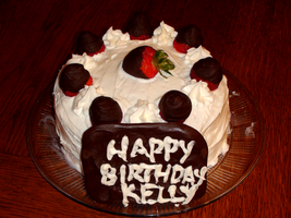 Kelly's Cake by Shacchan