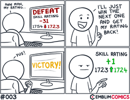 Whenever I try to play ranked/competitive by EmblimComics
