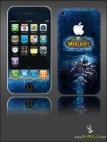 WotLK iPhone Theme by luciferul