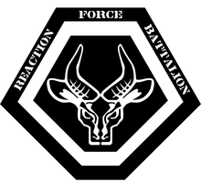 MNU Reaction Force Battalion Emblem by ReplicantComplex