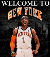 Welcome to NY by rhurst