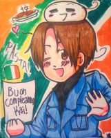 APH: Buon Compleanno by AnimeFan2006