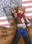 Hetalia X Character Song: America by ShootingStar03