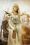 Emma Frost - The End by WhiteLemon
