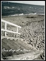 One step at a time by chealse