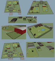 HollowHeaven Kennel Map by Hollow-Heaven
