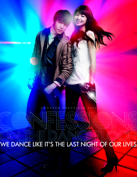 Confessions on the Dancefloor by EUNSHIHAE