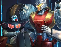 TF_IDW: Tell me a story by Larbesta
