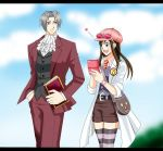 Let me help you, Mr.Edgeworth! by Pinkalala