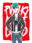 Punk Guy Wants To Battle by ImOnlyLittle
