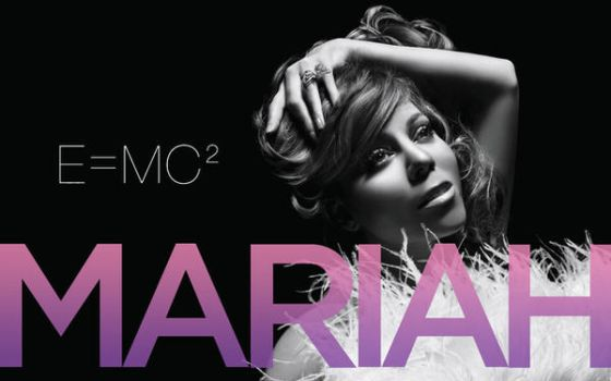 MARIAH: E equal-to MC2 by zawir