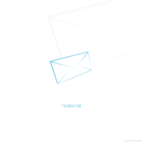 Nedermail logo by NoodlessAnimera