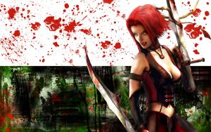 BloodRayne -White- by Deathsshadow642