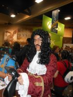 San Diego Comic  Con 2013  Captain Hook by DougSQ