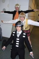 Minamicon 15 Soul Eater Group2 by Colzy-Chan