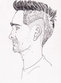 Mohawk - In Style of Stuart Patience by DParkerEdwards