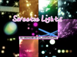 Textures - Sweetie Lights by lilbrokenangel