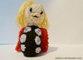 Thor Amigurumi by xAllion