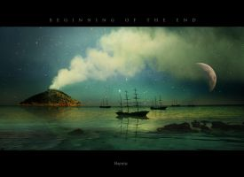 beginning of the end by horhhe