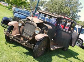 1926 Dodge Sedan by StallionDesigns