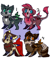 Owline ADopts by Fenny-Fang