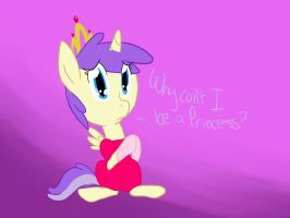 Why Can't Alula Be A Princess? by EmmyMew13