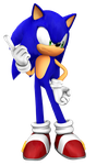 I am Sonic The Adulthog by Fentonxd