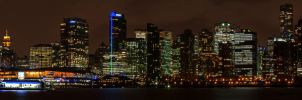 Vancouver Panoramic by Bartonbo