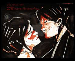 Three Cheers For Sweet Revenge by OurLady-OfSorrows