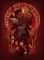 The Brightest Witch of Her Age by MeganLara
