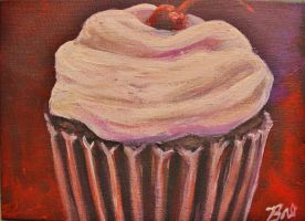 Cupcake II by Marybriannemckay