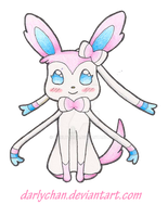 Sylveon by darlychan