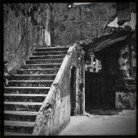 Stairs by Piscea
