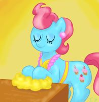Mrs. Cup Cake by Ivanayandere