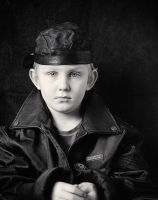The Young and Cool Biker 02 by HorstSchmier