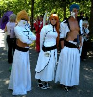 Our Bleach Cosplay by Satsuma-Lights