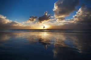 The Beach of Light by Dreampixphotography