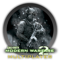 Call of Duty Modern Warfare 2 Multiplayer - Icon by Blagoicons