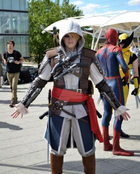 Comic Con May 25th 2014 by wardensphotos