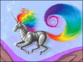 Robot Unicorn Attack by kovah