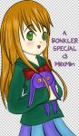 A Bonkler Special by Misao-Flower