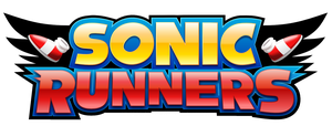 Sonic Runners logo by MarkProductions